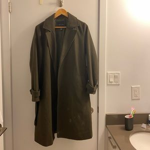 new look fall jacket - have some stains